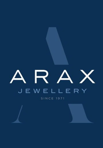 arax custom jewellery design logo