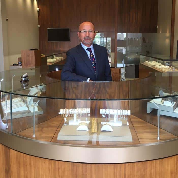 Arax Jewellery Owner Eddie