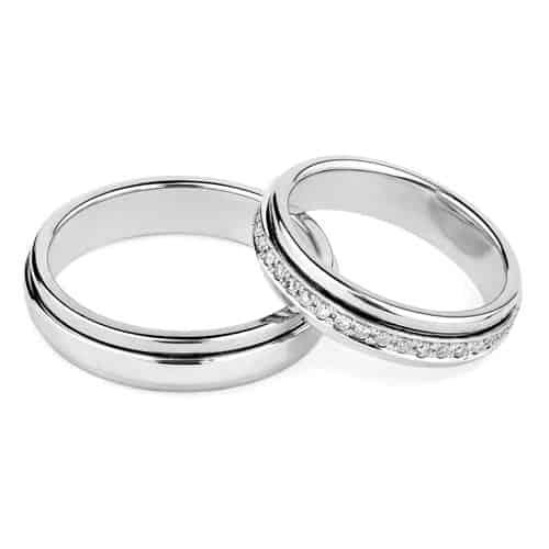 arax platinum diamond wedding bands toronto