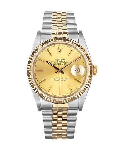 Used Rolex Datejust 16233
