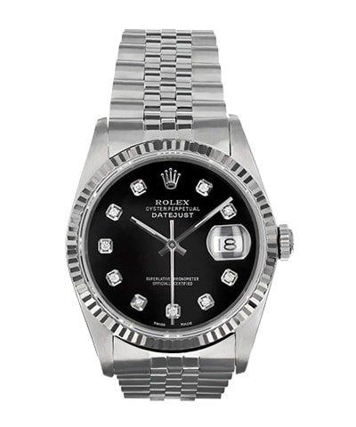 Used Rolex Datejust 16234