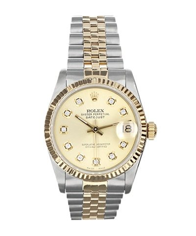 Used Rolex Datejust 68273