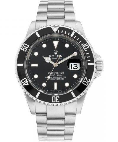 Used Rolex Submariner 16610