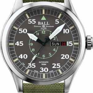 Ball Aviator (NM1080C-N5J-GY)