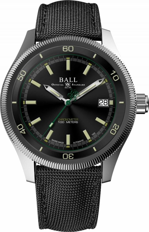 Ball Magneto S (NM3022C-N1CJ-BK)