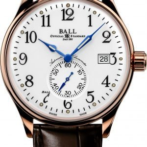 Ball Standard Time (NM3888D-PG-LCJ-WH)