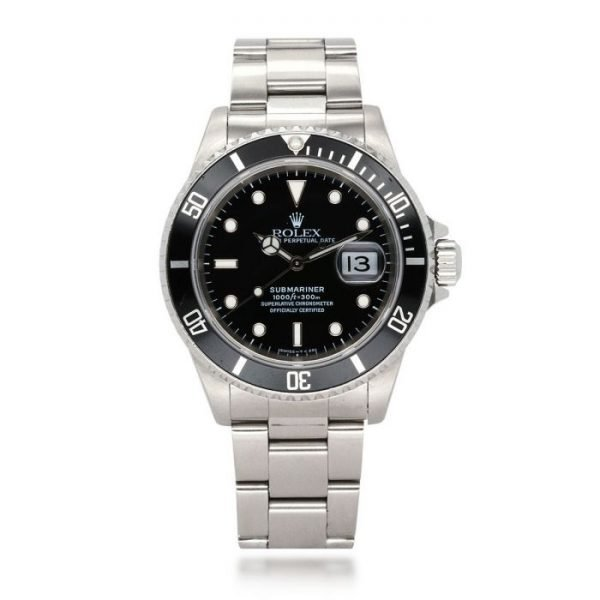 Product photo of Rolex Submariner Date 6160