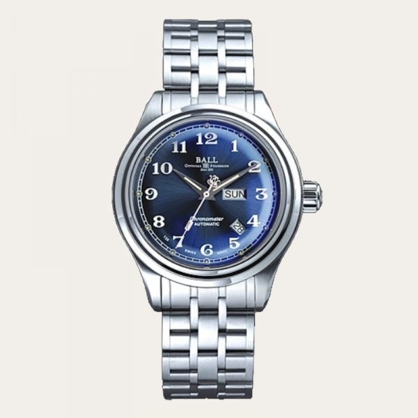 Product photo of Ball Trainmaster Cleveland Express 41mm NM1058D-SCJ-BE