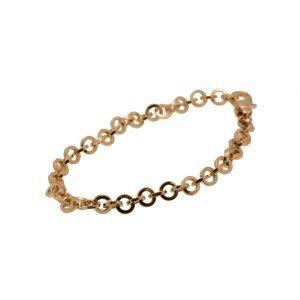 18Kt Pink Gold Italian Bracelet