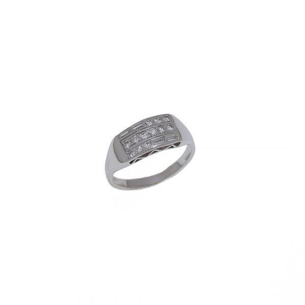 14-18Kt Handmade Estate Ring